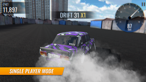 Russian Car Drift 1.8.11 screenshots 5