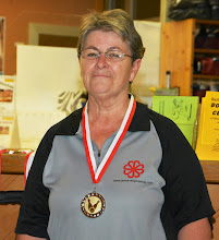 Photo: Senioren Einzel-Damen – 2. Platz: Edith Lockinger