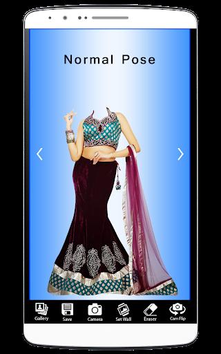 Women Wedding Lehenga Dress