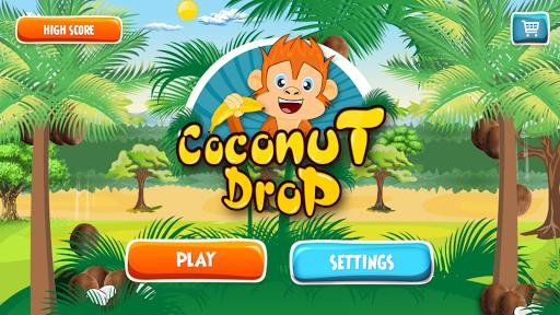 Coconut Drop 1.0 screenshots 1