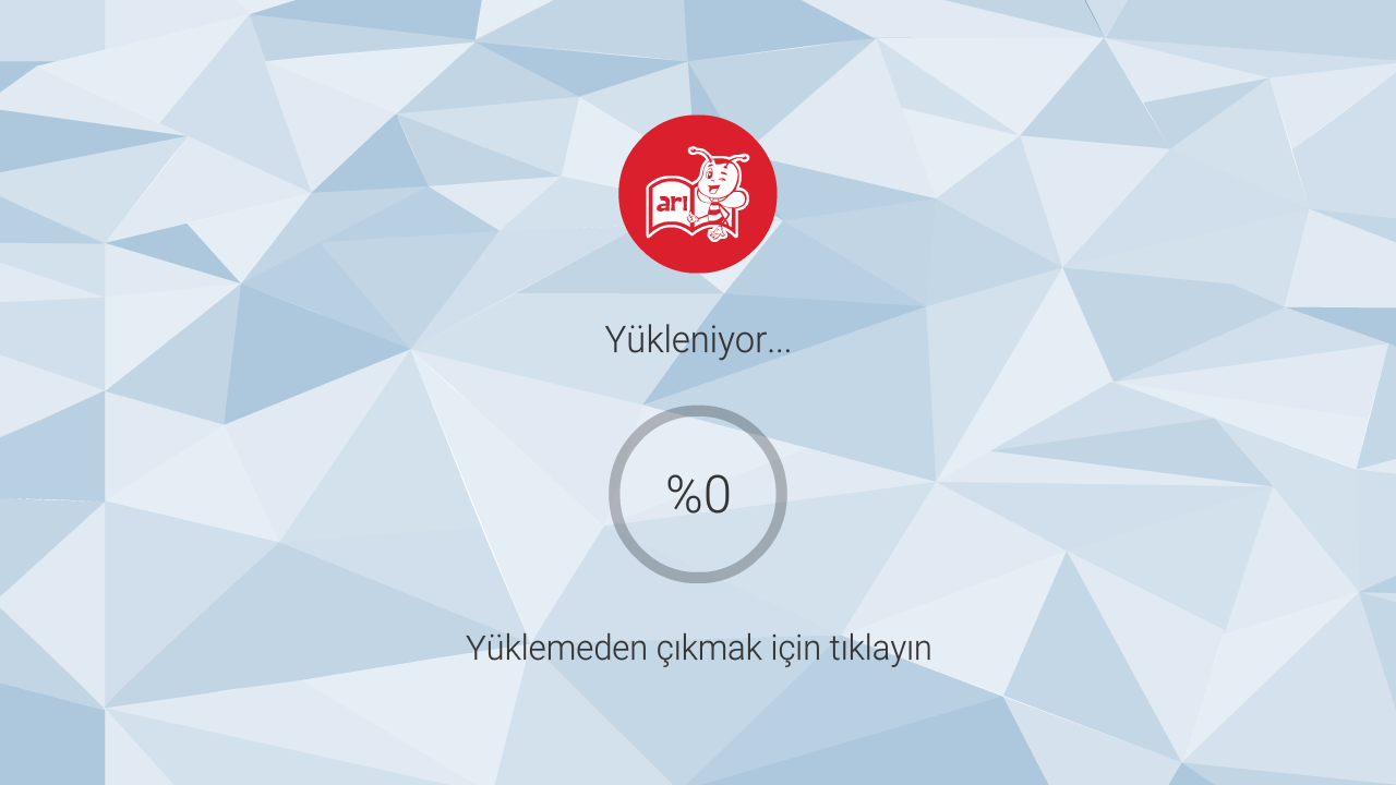 Arı Mobil Kütüphane- screenshot