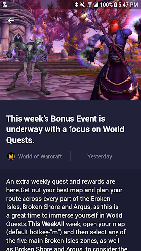 Blizz Newsfeed 0.5.3 screenshots 6