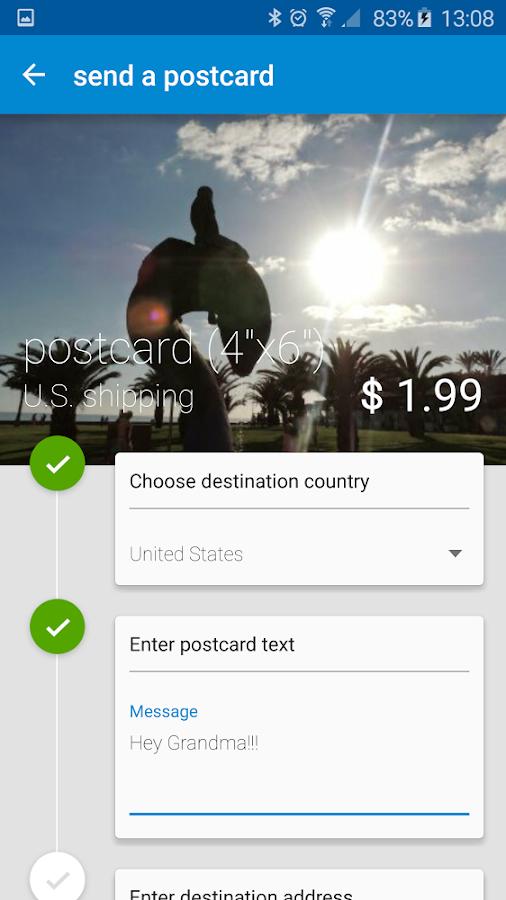 PhotoCast for Chromecast- screenshot