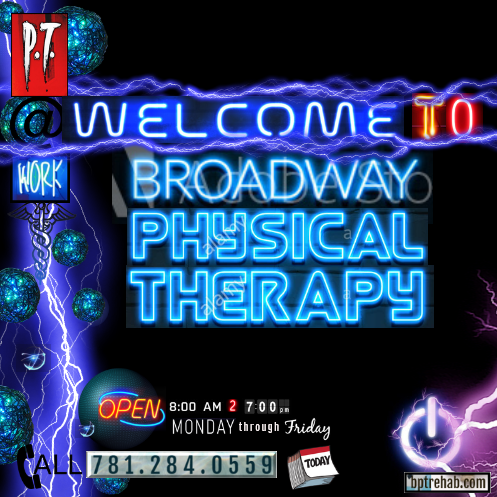 Welcome to Broadway Physical Therapy
