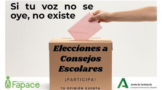Los consejos escolares en Almería se renovarán del 15 al 28 de octubre