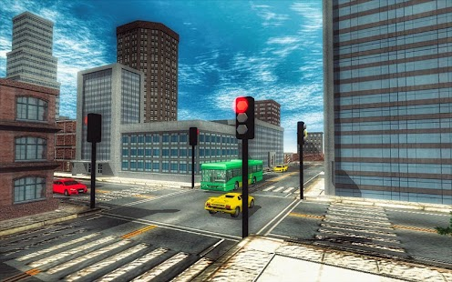6 City Bus Simulator App screenshot