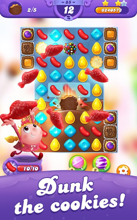 Candy Crush Friends Saga poster 14