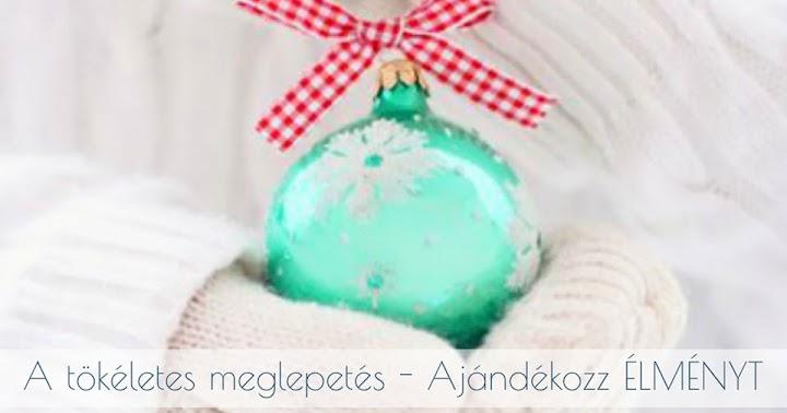 Karácsonyi ajándék 2016