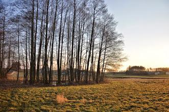 Photo: 97,0 km początek rzeki Olszewo (I odnoga)