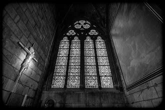 Photo: Spira, spera. Chapel in Notre Dame de Paris