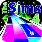 Magic The Sims4 Piano Tiles icon