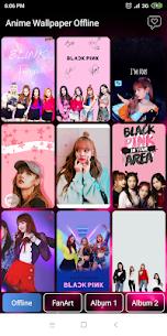 Wallpaper for BlackPink- All Member 15.0 APK + MOD (Unlocked) 1