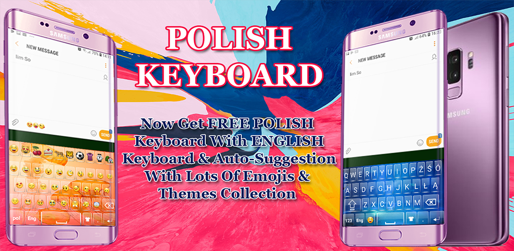 Polish keyboard 1 2 Apk Download - com stp polish keyboard