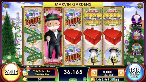 MONOPOLY Slots u2013 Free Slot Machines & Casino Games 2.0.1 screenshots 4