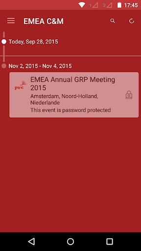 PwC EMEA Clients Markets