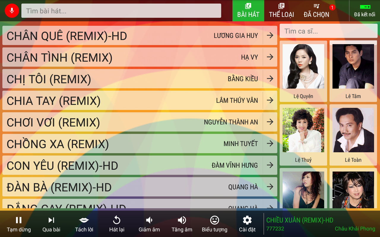 Việt KTV HD+- screenshot
