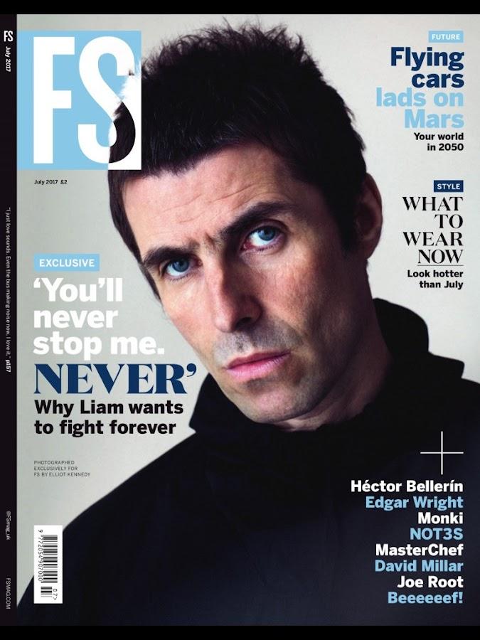 FS Magazine- screenshot