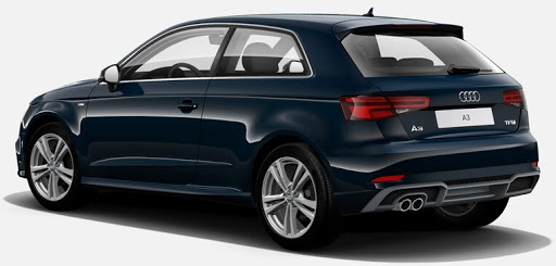 car leasing network audi a3 sportback contract hire and. Black Bedroom Furniture Sets. Home Design Ideas