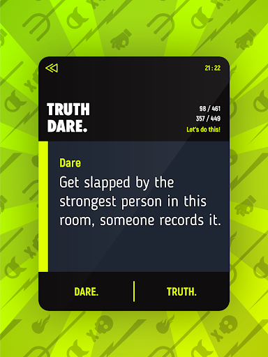 Truth Or Dare: Dirty - screenshot