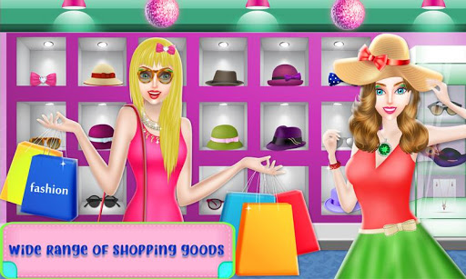 Shopping Mall For Rich Girls: Supermarket Cashier  screenshots 6