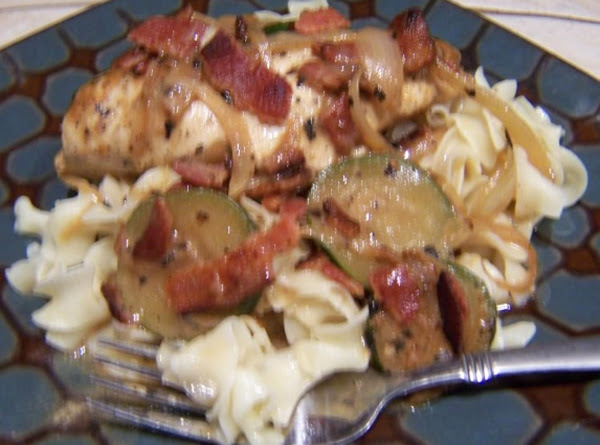 Bacon Fried Ranch Chicken Recipe