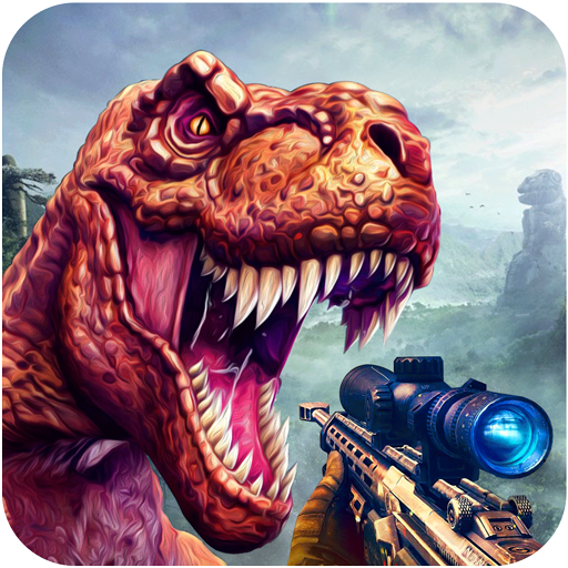 Dinosaur Hunting Simulator Jurassic Dino Attack file APK for Gaming PC/PS3/PS4 Smart TV