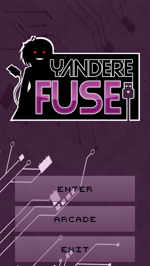 Pocket Yandere Fuse- screenshot