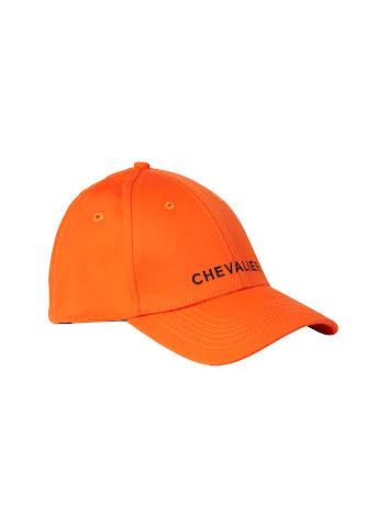 Chevalier Camden Cotton Cap HV Orange