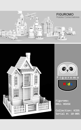 Figuromo Kids : Doll House