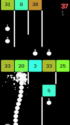 Code Triche Snake vs Blocks With Power Ups - free mod apk screenshots 2