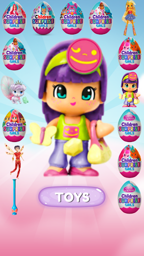 Surprise Eggs: Free Game for Girls 2.5 screenshots 8