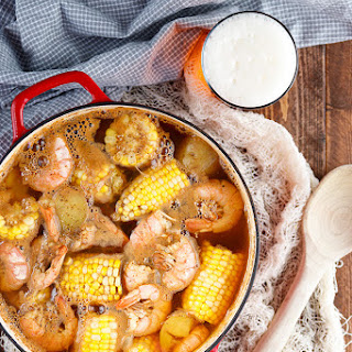 Beer Boiled Seafood Recipes.