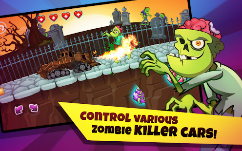 Zombie Shooting Race Adventure - náhled