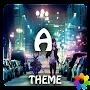 Премиум Xperien Anime Theme временно бесплатно