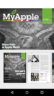 MyApple Magazyn- screenshot thumbnail