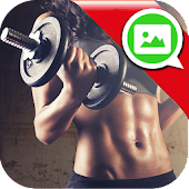 Fitness Messenger Wallpaper