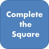 C1 Algebra Complete the Square