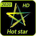 Hotstar Live TV Shows - HD Movies Guide icon