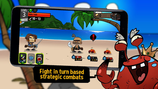 Pirate Fight - Sword and Rogue screenshots 2