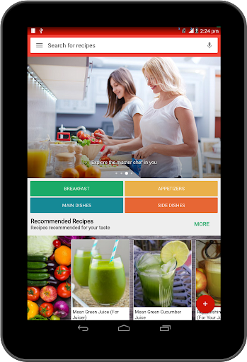 Juice Recipes for Android apk 18
