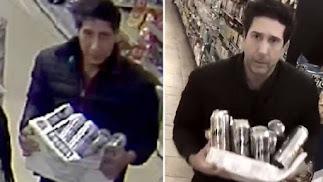 Internet muestra el asombroso parecido entre el sospechoso y el actor. / Reddit