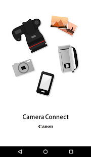 Canon Camera Connect- screenshot thumbnail