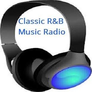 Classic R&B Music Radio - náhled