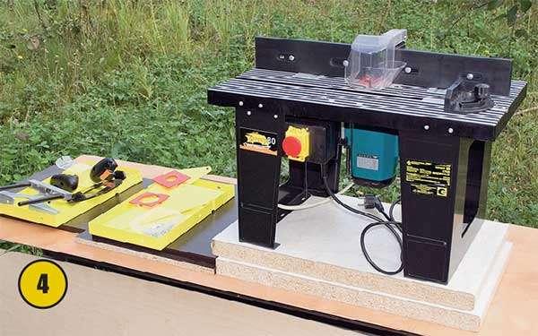 Агрегатный фрезерный стол