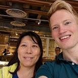 meeting Reformatt fans at Yum Cha in Hong Kong in Hong Kong, , Hong Kong SAR