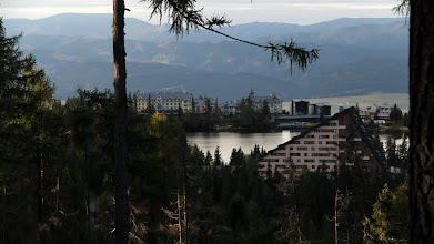Photo: Szczyrbskie Jezioro (ok. 1315m n.p.m.)