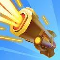 Shooting the Pixel - Guns & Bricks icon