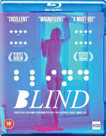 Filme Poster Blind BRRip XviD & RMVB Legendado