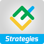 Forex – Trading strategies Icon
