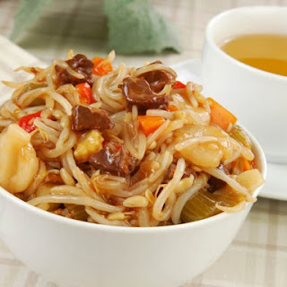 Pressure Cooker Chow Mein